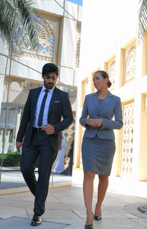 Businesspersons | Adecco Middle East